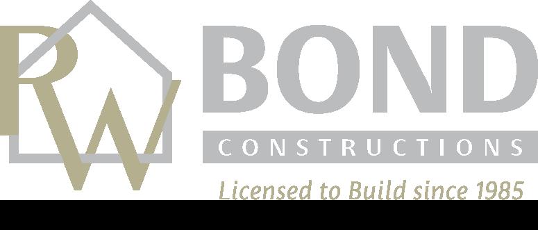 R. W. Bond Constructions